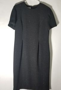 Leslie Fay Black Evening OR COCKTAIL DRESS